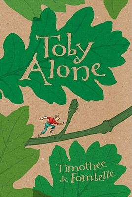 Toby Alone Cover