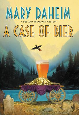 A Case of Bier: A Bed-and-Breakfast Mystery (Bed-and-Breakfast Mysteries #31) Cover Image