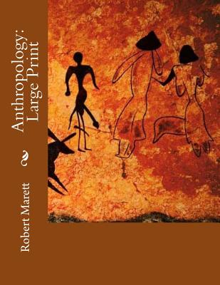 Anthropology: Large Print Cover Image