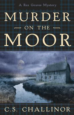 Murder on the Moor Cover