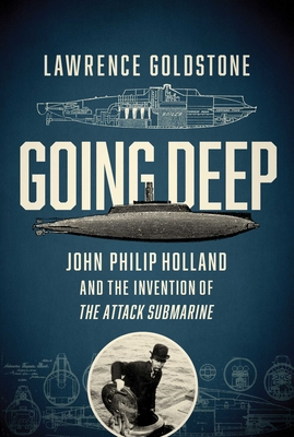 Cover for Going Deep