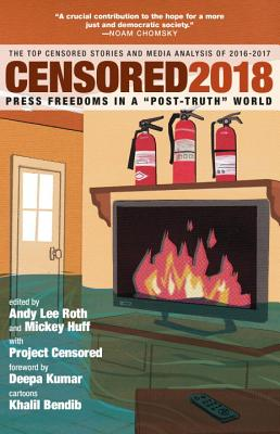 Censored 2018: Press Freedoms in a