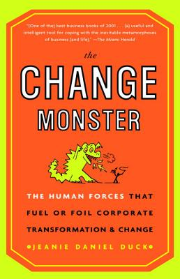 The Change Monster Cover