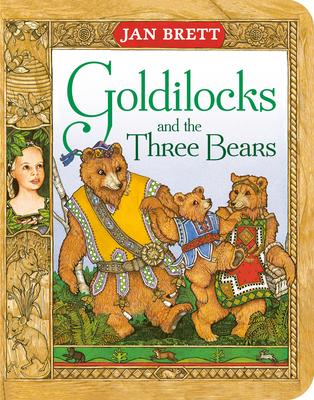 Goldilocks and the Three Bears Cover Image