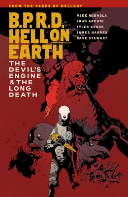 The Devil's Engine & the Long Death Cover