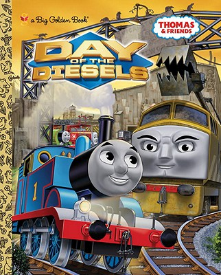 Day of the Diesels Cover