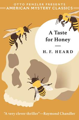 Cover for A Taste for Honey