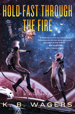 Cover for Hold Fast Through the Fire