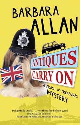 Antiques Carry on Cover Image