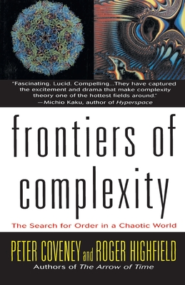 Frontiers of Complexity Cover