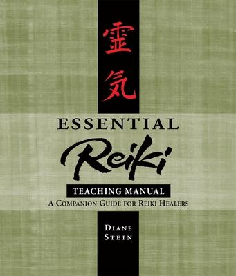 Essential Reiki Teaching Manual Cover
