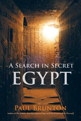 Cover for A Search in Secret Egypt
