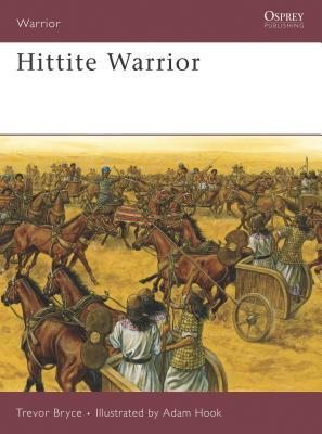 Hittite Warrior Cover