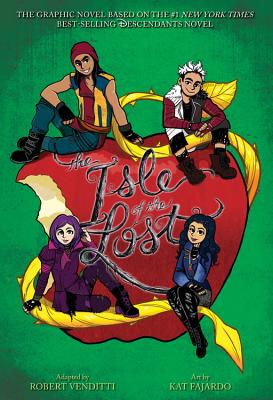 The Isle of the Lost: The Graphic Novel (The Descendants Series) Cover Image