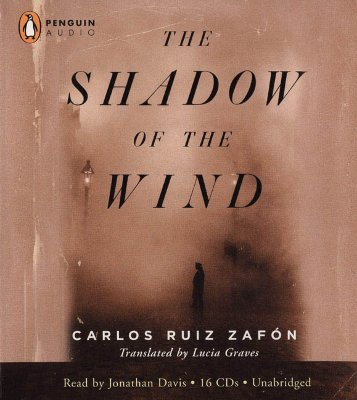 The Shadow of the Wind Cover Image