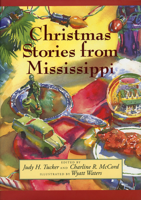 Cover for Christmas Stories from Mississippi