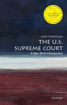 The U.S. Supreme Court: A Very Short Introduction Cover Image