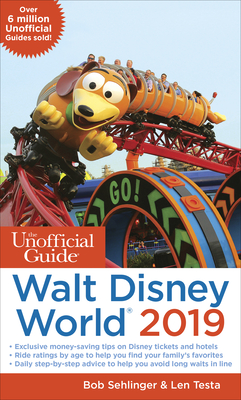 Unofficial Guide to Walt Disney World 2019 (Unofficial Guides) Cover Image