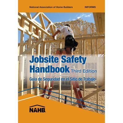 Jobsite Safety Handbook, Third Edition, English-Spanish Cover Image