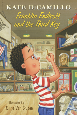 Franklin Endicott and the Third Key: Tales from Deckawoo Drive, Volume Six Cover Image