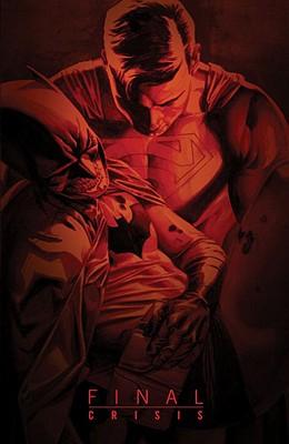 Final Crisis Cover