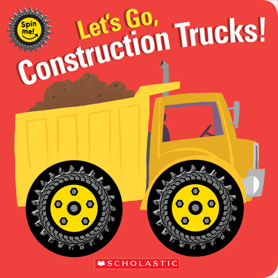 Let's Go, Construction Trucks! Cover Image
