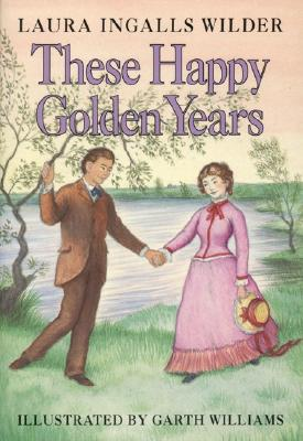 These Happy Golden Years Cover Image