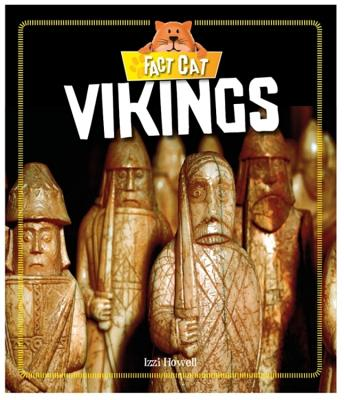 Fact Cat: History: Early Britons: Vikings Cover Image