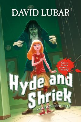 Hyde and Shriek Cover