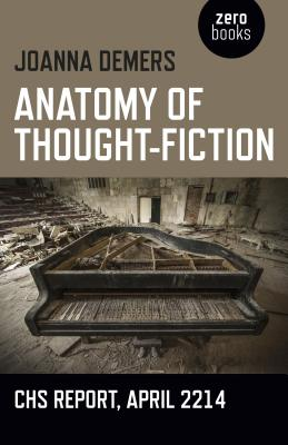 Anatomy of Thought-Fiction Cover