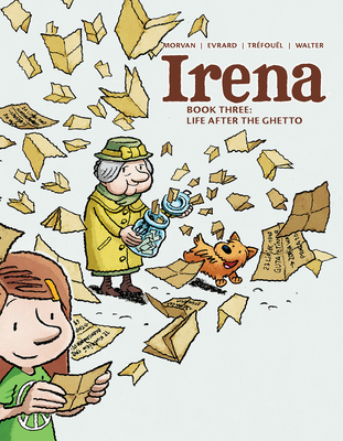 Irena: Book Three: Life After the Ghetto Cover Image