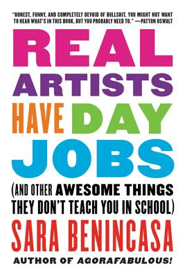 Real Artists Have Day Jobs Cover