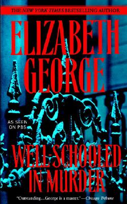Well-Schooled in Murder (Inspector Lynley #3) Cover Image