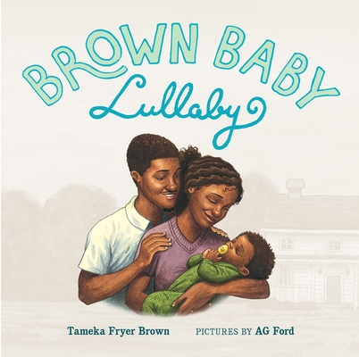 Brown Baby Lullaby Cover Image