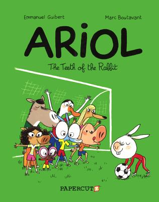 Ariol 9: The Teeth of the Rabbit (Ariol Graphic Novels #9) Cover Image