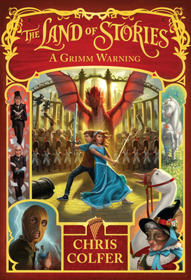 A Grimm Warning Cover