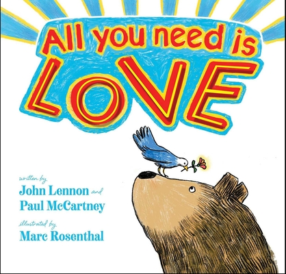 All You Need Is Love Cover Image