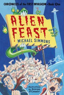 Alien Feast Cover