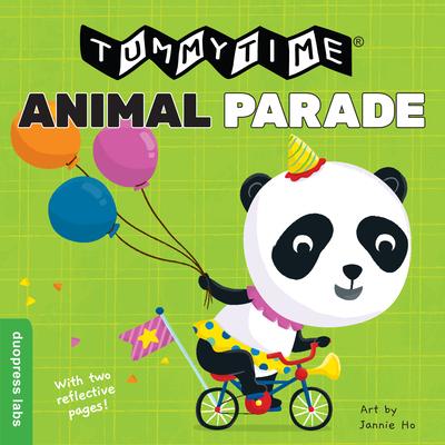 TummyTime®: Animal Parade Cover Image