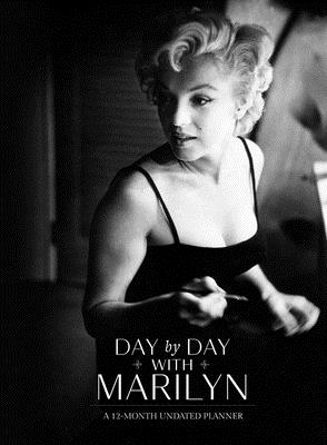 Day by Day with Marilyn: A 12-Month Undated Planner Cover Image