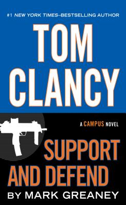Tom Clancy Support and Defend Cover Image