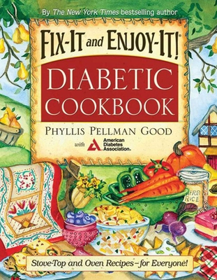 Fix-It and Enjoy-It! Diabetic Cookbook Cover