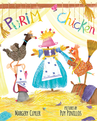 Cover for Purim Chicken