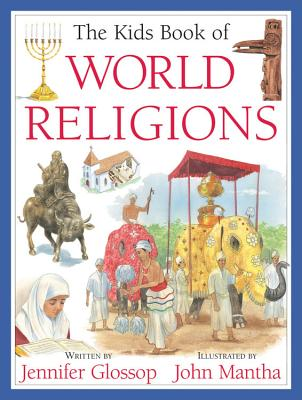 The Kids Book of World Religions Cover Image