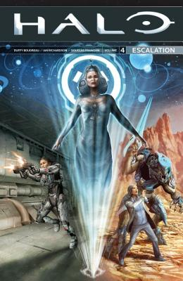 Halo: Escalation Volume 4 cover image