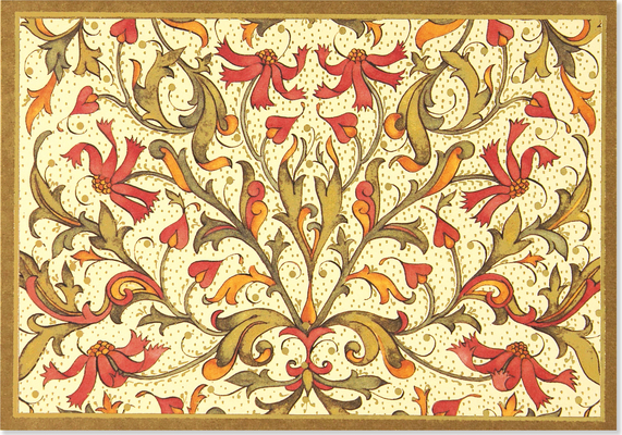Florentine Note Cards Cover Image