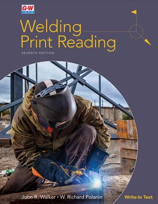 Welding Print Reading Cover Image