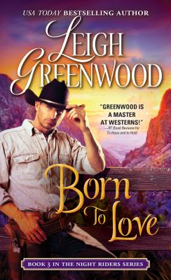 Born to Love (Night Riders #3) Cover Image