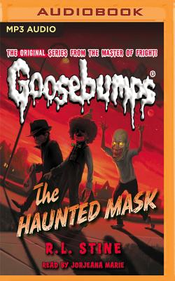 The Haunted Mask (Classic Goosebumps #4) Cover Image