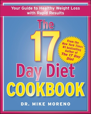 The 17 Day Diet Cookbook Cover
